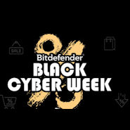Bitdefender Black Cyber Week Angebote